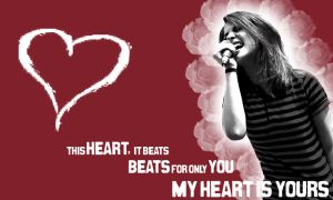 Paramore Longer by KerstenGraphics