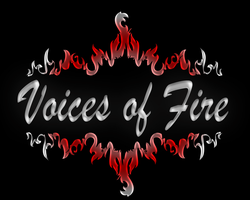 Voices of Fire White Font by Beth-BethTheColorful