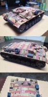 Stubby chubby Stuggy III Ausf B by foley1310