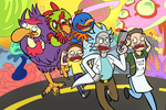 Why did the chicken cross the road, JERRY? by Incueye