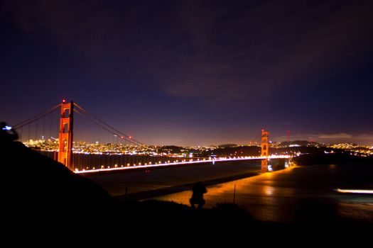 Golden Gate by Mimminess