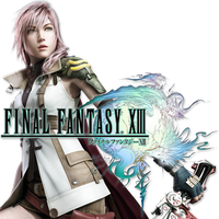 Final Fantasy 13 Lightning Icon by Zlade97