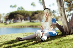 Alice Cosplay 3 by dezutron