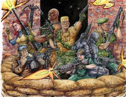 GI Joe full color by skeel76