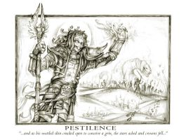 Pestilence II by radiationboyy