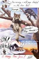 Wolf Pup short comic by SheltieWolf