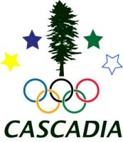 Cascadian Olympic Team by shakineyeworks