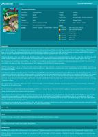 Quetzalcoat Character Info by Thagirion