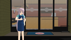 [MMD] Tako Luka Cafe *Full ENGLISH ver 2.3* by Party-P