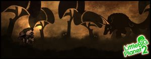 The brothers sackboy by thrones