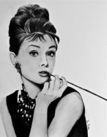 Audrey Hepburn by Don-Berry