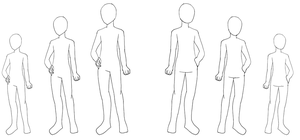 male front and back base by Legendary-bases
