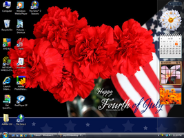 July 2010 Desktop by Sweet-Blessings