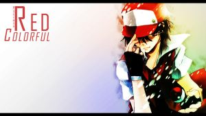 Red Colorful Wallpaper by eaZyHD
