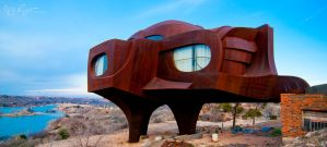 Steel House Ransom Canyon by creynolds25
