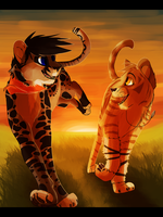 EBC- We Are Wild by Staniqs