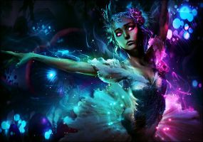 Song of the Dead by Madam-Mannal
