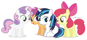 We're Blank Flanks, Too! by dm29