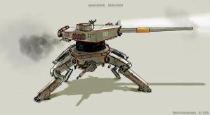 CONCEPT Battle Droid by Max-CCCP