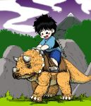 Dcrisisbeta: Max Riding Cera (Colored) by Neloku