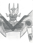 The Great Mazinger DSC by Sky-Kat