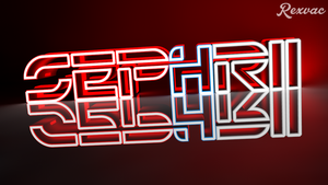 3D   Sephrii's Neon Light -Made by Rexvac by HelpedsGFX