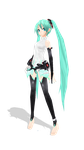 NEW Project diva Miku Append DL by Alelokk