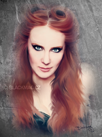 simone simons sketch by perlaque
