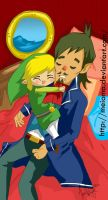 Link Loves Linebeck by Meioma