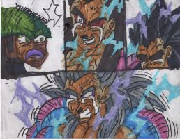 Gohan's Ascension Page 3 by ChahlesXavier