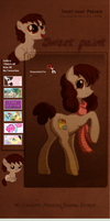 Sweet Paint Journal skin by DBluver