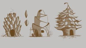 hut design by VincentGordon