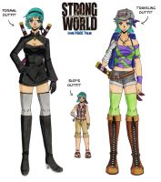 One Piece STRONG WORLD by zoro4me3