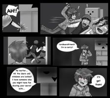 Haunted by CardboardFriend: After the Crash- pg 17 by CreativeAnonymous