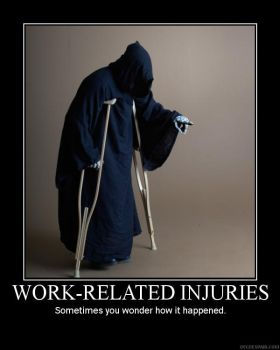 Work-Related Injuries by Balmung6