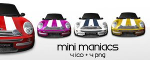 Mini maniacs by ninio1985