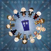 DoctorWho United by CatherineSatrun