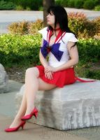 Super Sailor Mars by Emagyne