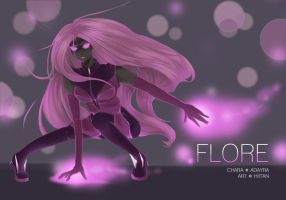[GIFT] For Adayra : Flore by hiitan