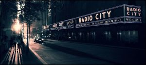 Radio City by ValerieGB