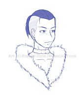 Sokka. by Shadow-Hime