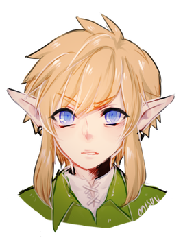 loz -- Linksafhasf by onisuu