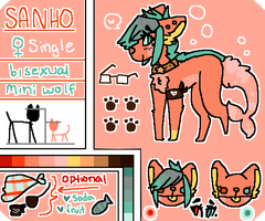 Sanho Reference (OUTDATED) by powiibo