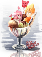 Sundae tub by phlavours