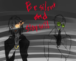 The Secret Saturdays : be silent and stay still by Washichan