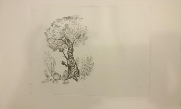 Etching And Printing by Maitxuu