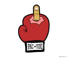 Pac You by Filipeanuts