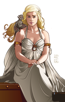 Game of thrones by hansbrown-77