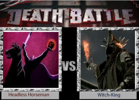 My First Death Battle Fight by TroyandFriends