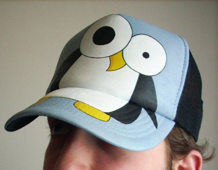 Cap - Penguin by invictas-shoes